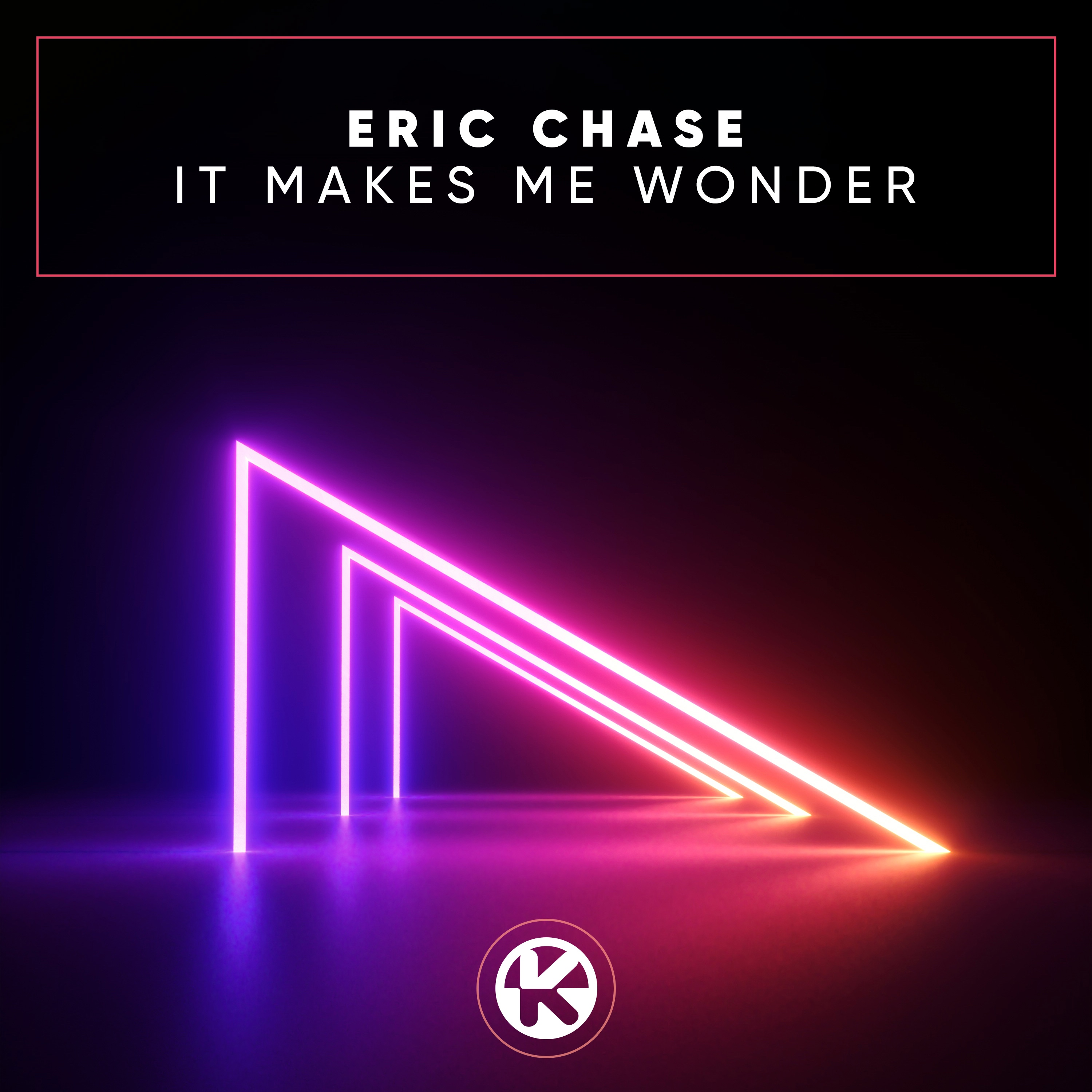 Cover Eric Chase   It Makes Me Wonder